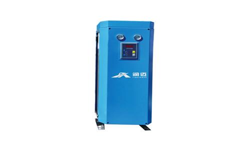 Modular heatless regeneration adsorption dryer