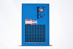 R&D High temperature centrifugal refrigerating dryer