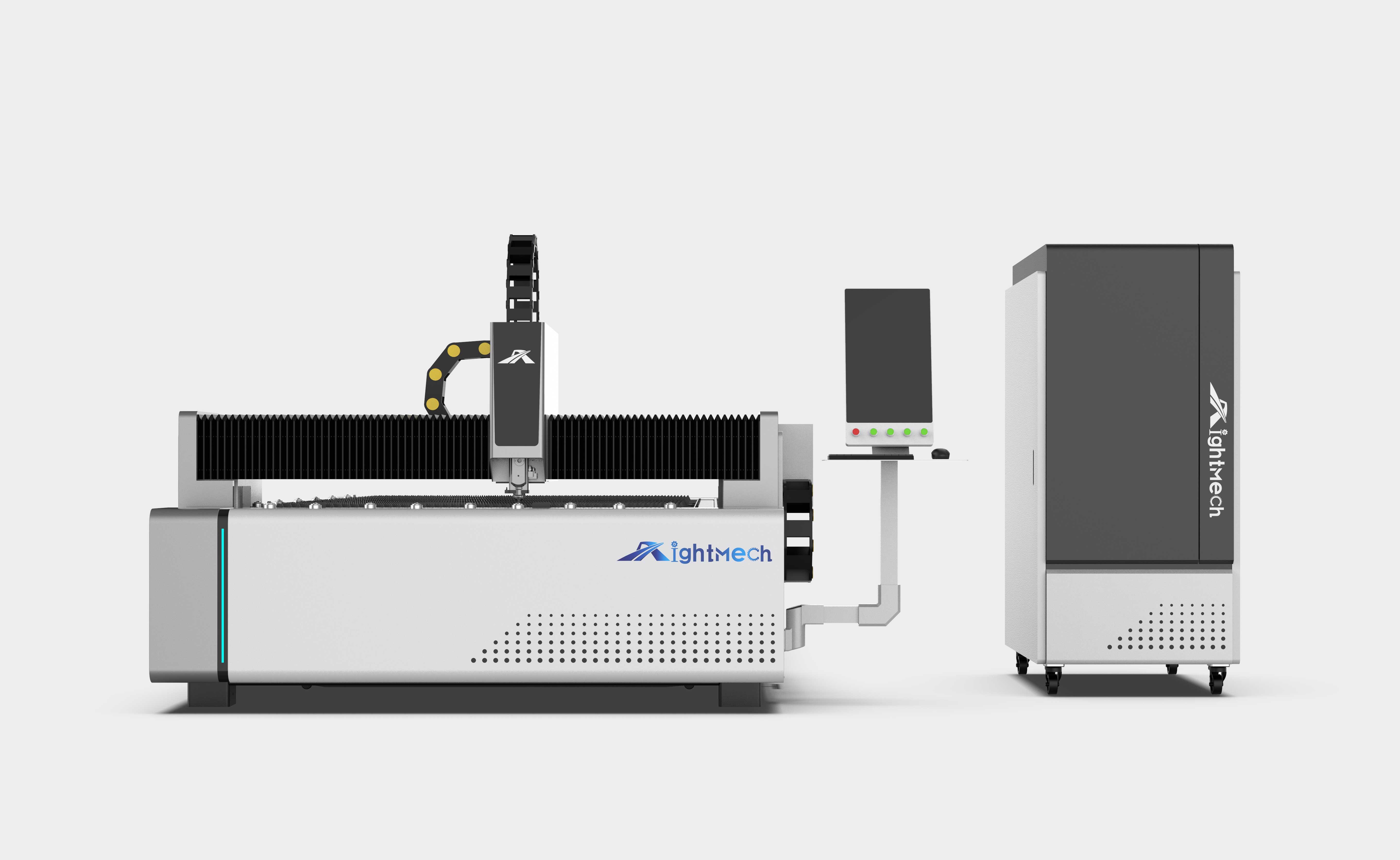 Flatbed fiber laser cutting machine RM-F3015