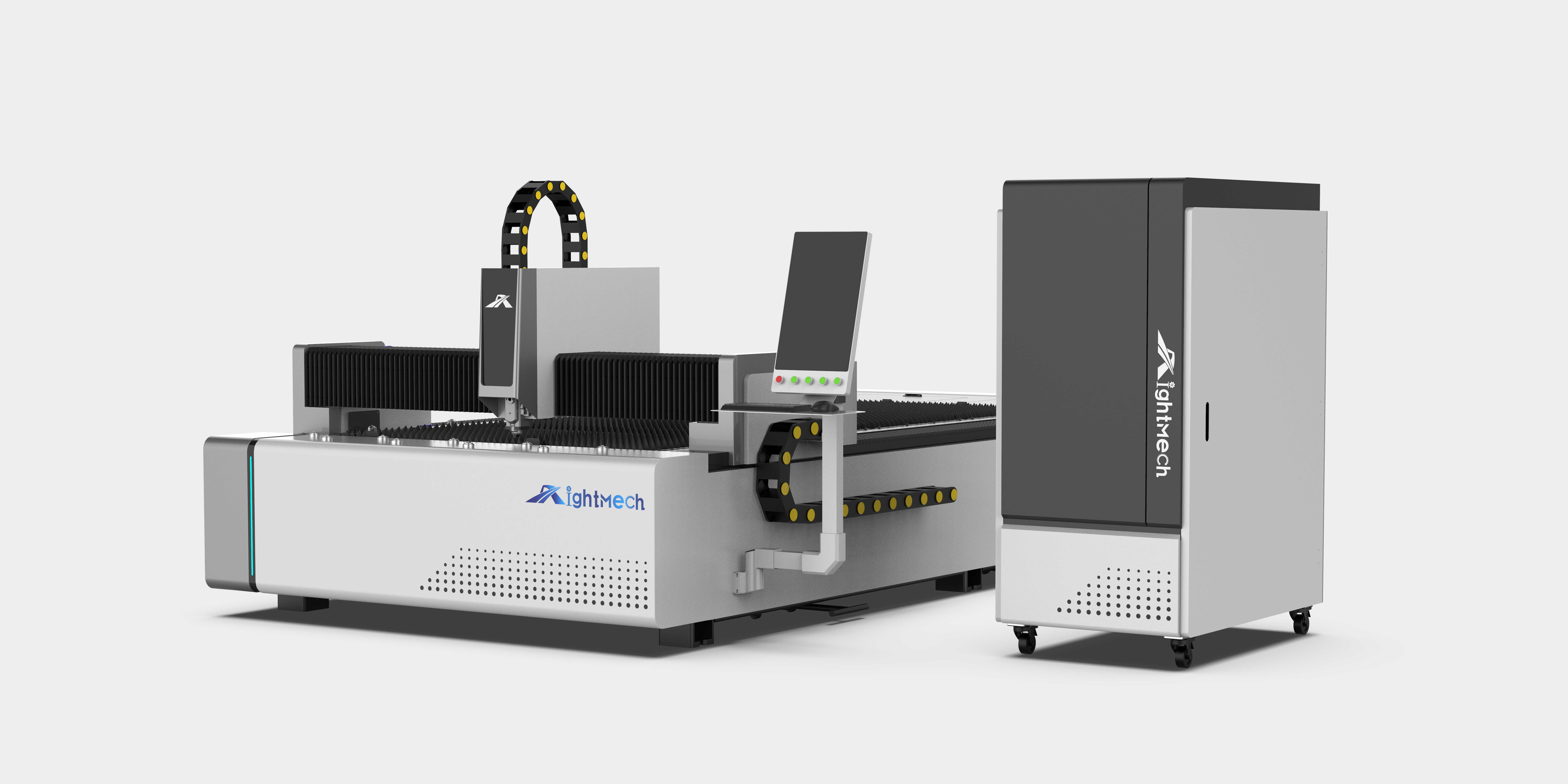 Laser cutting machine solves the problem of food machinery industry